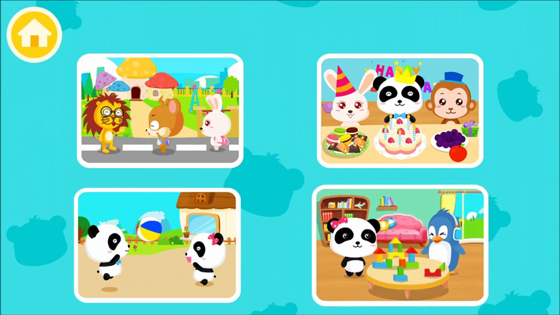 Kids Learn Magic Words To Be Polite - Baby Panda | Babybus Kids Education Games