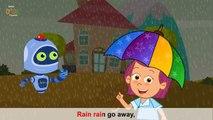 Rain, Rain, Go Away - The Best Nursery Rhymes and Songs For Children | Popular Nursery Rhymes