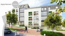 A vendre - Appartement neuf - BOISSY SAINT LEGER (94470) - 2 pièces - 42m²