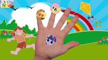My Little Pony Finger Family Nursery Rhymes   My Little Pony Baby Finger Where Are You