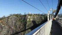 Visiting Clifton Suspension Bridge Amazing Bridge Highest In United Kingdom