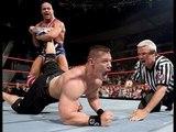 WWE Kurt Angle vs Maria - John Cena saved Maria HD wwe raw channel videos 2016