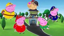 Peppa Pig finger family - Pepa Pig on Moon Finger Family nursery rhymes lyrics and more