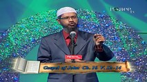A Christian lady accepts Islam after her questions by Dr Zakir Naik
