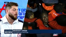 11/27: Migrant crisis, volunteering to save lives