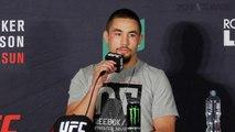 Robert Whittaker full UFC Fight Night 101 post fight interview