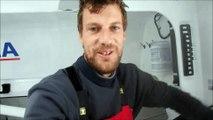 J22 : Paul Meilhat a franchi le Cap de Bonne-Espérance / Vendée Globe