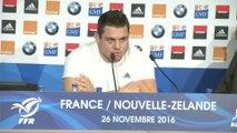 Rugby - Bleus : Guirado n'a «pas aimé que les Néo-Zélandais chambrent» les Bleus