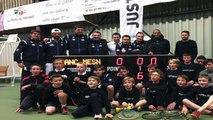 FFT - Interclubs 2016 - Saint Amand Tennis Club Porte du Hainaut et son président Maxime Tonneau en finale !