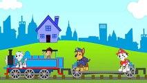 New Rubble Paw Patrol Chase Disney Frozen Olaf Marvel Heroes | Trackmaster Thomas Tank #Animation