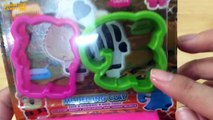 Plasticine Modeling Clay Wildlife Africa Tiger & Elephant Fun and Creative