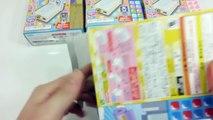 DIY Colors Poop Japanese Toilet Glue Slime Water Balloons Learn Colors Slime Syringe