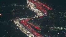 Après Thanksgiving, les Américains sont bloqués dans les embouteillages