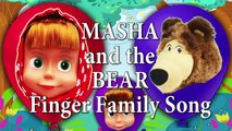 MASHA AND THE BEAR Mаша и медведь BALLOONS Finger Family Balloon Nursery Rhymes Cookie Tv