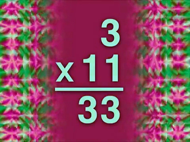 Multiplication Rock Sample Clip
