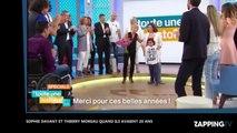 Sophie Davant et Thierry Moreau : à quoi ressemblaient-ils quand ils étaient étudiants? (vidéo)