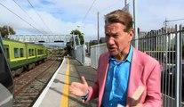 Great British Railway Journeys - S03E21 - Goes To Ireland - Bray To Dublin