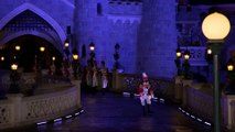 Laura Pausini presenta Laura Xmas a Disneyland Paris