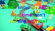 ABC song and Learning - Thomas and friends - ABC for kids