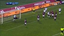 Jasmin Kurtic Goal HD - Bologna 0-2 Atalanta  - 27.11.2016