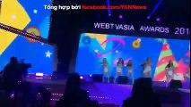 WebTVAsia Awards 2016 - PIKO TARO - PPAP