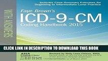 [READ] Kindle ICD-9-CM Coding Handbook, with Answers, 2015 Rev. Ed. (ICD-9-CM Coding Handbook with