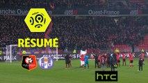 Stade Rennais FC - Toulouse FC (1-0)  - Résumé - (SRFC-TFC) / 2016-17