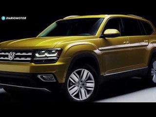 El VW Atlas, el modelo estadounidense que difícilmente encajaría en Europa