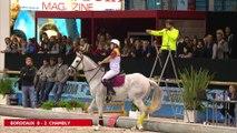 SALON DU CHEVAL HORSE BALL DIMANCHE MATCH 2