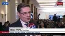 """Philippe Dallier, soutien de Fillon: l'écart """"va peut-être paradoxalement d'avancer tous ensemble."""""""