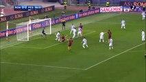 Edin Dzeko Goal HD - AS Roma 1-0 Pescara - 27.11.2016