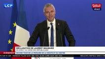 """Laurent Wauquiez: """"Je suis fier de l'image qui a été donnée par notre famille politique."""