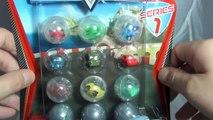 12 Squinkies Disney Pixar Cars 2 - Cars 2 Lightning McQueen - NEW Disney Pixar Cars toys collection