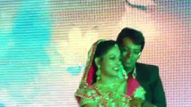 New Wedding Dance 2016 | Bride & Groom Reception Dance  Performance | New Indian Best Couple Dance