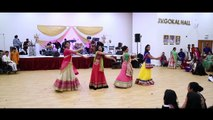 Indian Wedding Dance by Groom Side , Mehndi Family Reception Sangeet Wedding Dance Performance