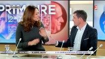 La croix chrétienne de la députée Valérie Boyer, soutien de Fillon, sur le plateau de France 2, provoque la polémique