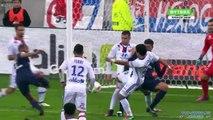 Olympique Lyon 1-2 PSG - All Goals & Highlights HD
