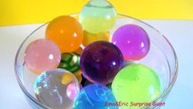 GIANT ORBEEZ Surprize !!! More Toys for Kids by Ema & Eric Surprise Giant