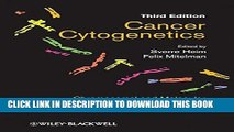 [READ] Kindle Cancer Cytogenetics: Chromosomal and Molecular Genetic Abberations of Tumor Cells