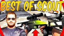 WHEN PRO PLAYERS USE SCOUT! [INSANE SHOTS] #CSGO