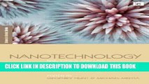[READ] Mobi Nanotechnology: Risk, Ethics and Law (The Earthscan Science in Society Series) Free