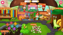 Baby Play Beauty Salon Dress Up & Take Care of Little Dwarfs | Sweet Little Dwarfs 2 Fun Kids Games
