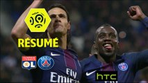 Olympique Lyonnais - Paris Saint-Germain (1-2)  - Résumé - (OL-PARIS) / 2016-17