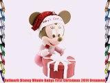 Hallmark Disney Minnie Babys First Christmas 2014 Ornament