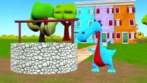 Ding Dong Bell Nursery Rhymes For Children Dinosaurs Cartoons For Kids | Ding Dong Bell Rhymes