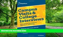 Pre Order Campus Visits and College Interviews (College Board Campus Visits   College Interviews)