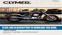 [PDF] Epub Kawasaki Vn800 Vulcan   Vulcan Classic 1995-2004 (Clymer Motorcycle Repair) Full Download