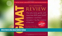 Price The Official Guide for GMAT Review, 12th Edition GMAC (Graduate Management Admission