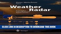[PDF] Weather Radar: Principles and Advanced Applications (Physics of Earth and Space
