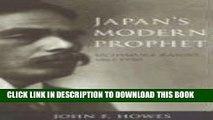 Best Seller Japan s Modern Prophet: Uchimura Kanzo, 1861-1930 (Asian Religions and Society)